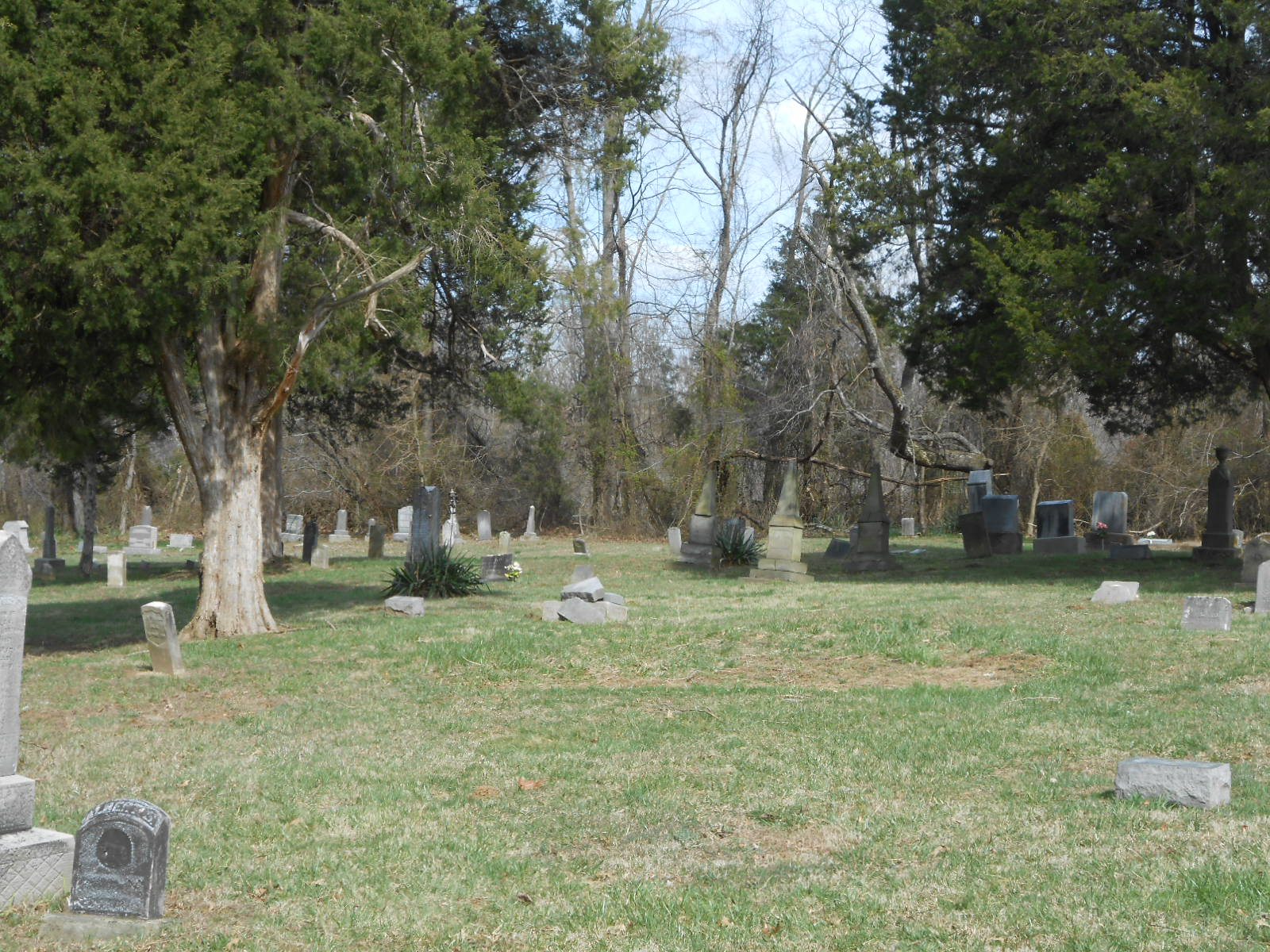 South Bethany Christian  Church Cemetery