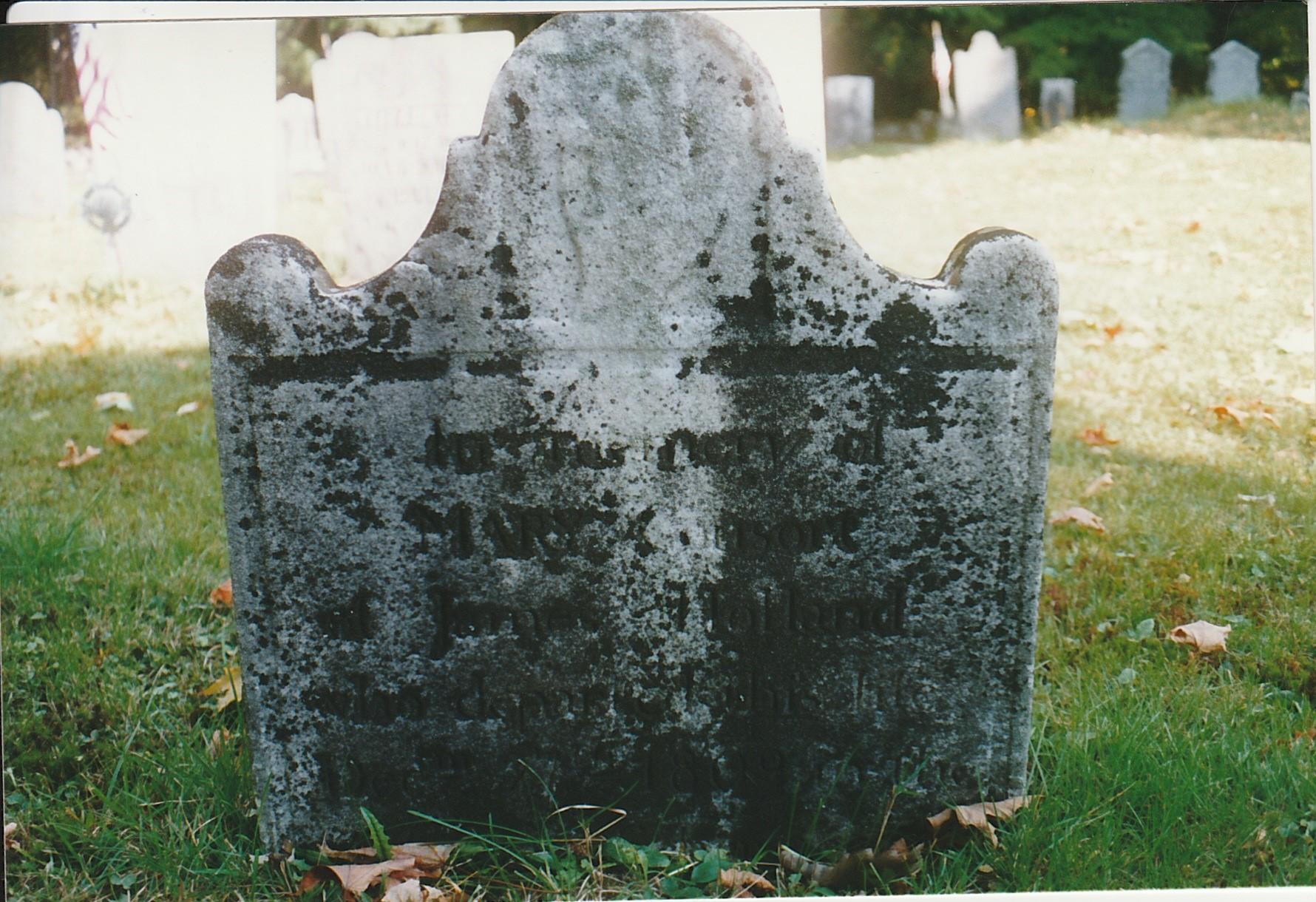 Mary Molly <i>Bell</i> Holland (aka Mulholland)
