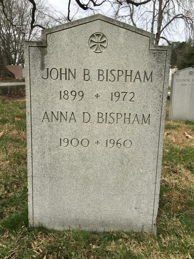 Anna D Bispham