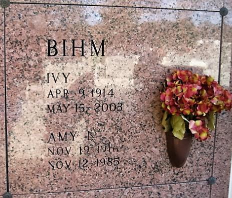 Amy <i>LeJeune</i> Bihm