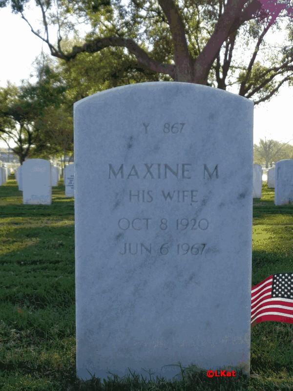 Maxine Mary <i>Ciska</i> Grossenbacher