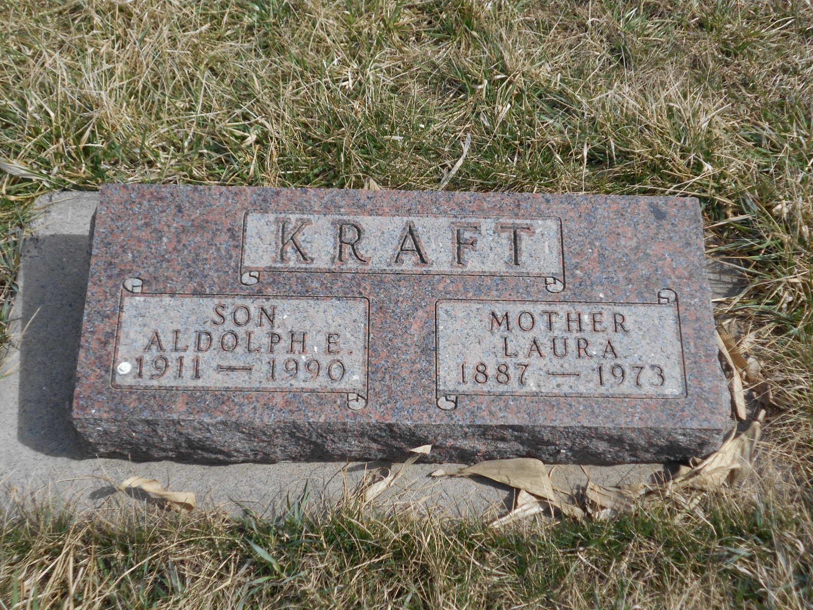 Adolph E. Kraft