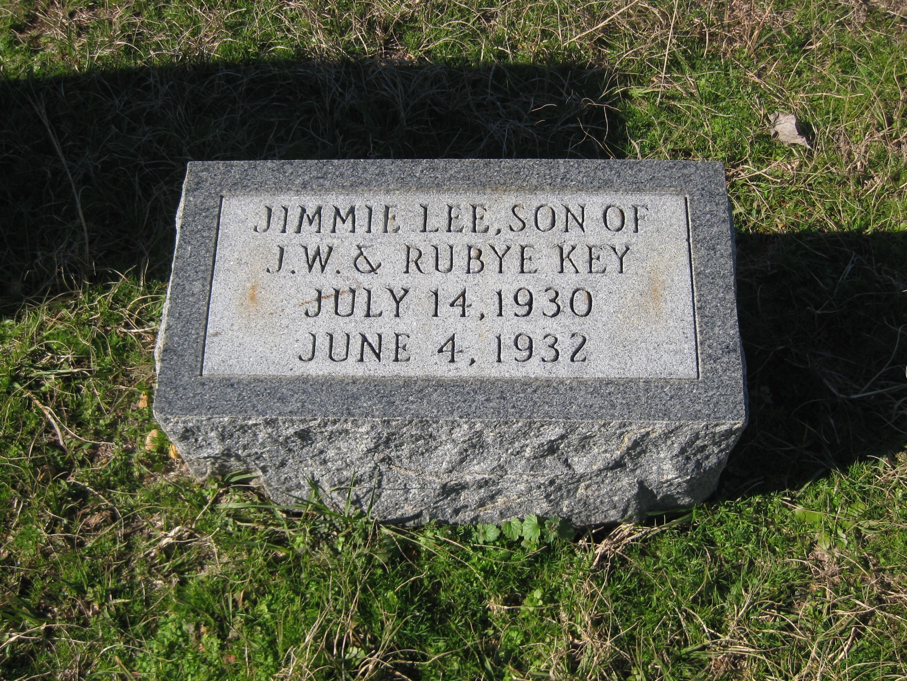 Jimmie Lee Key