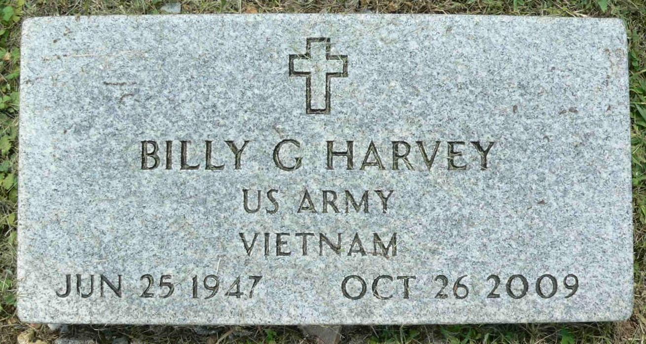 Billy Gene Harvey