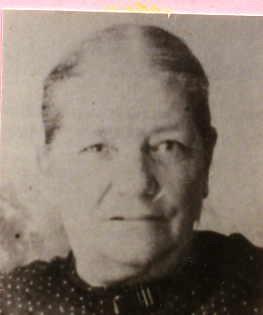 Mary Elizabeth <i>Graham</i> Allen