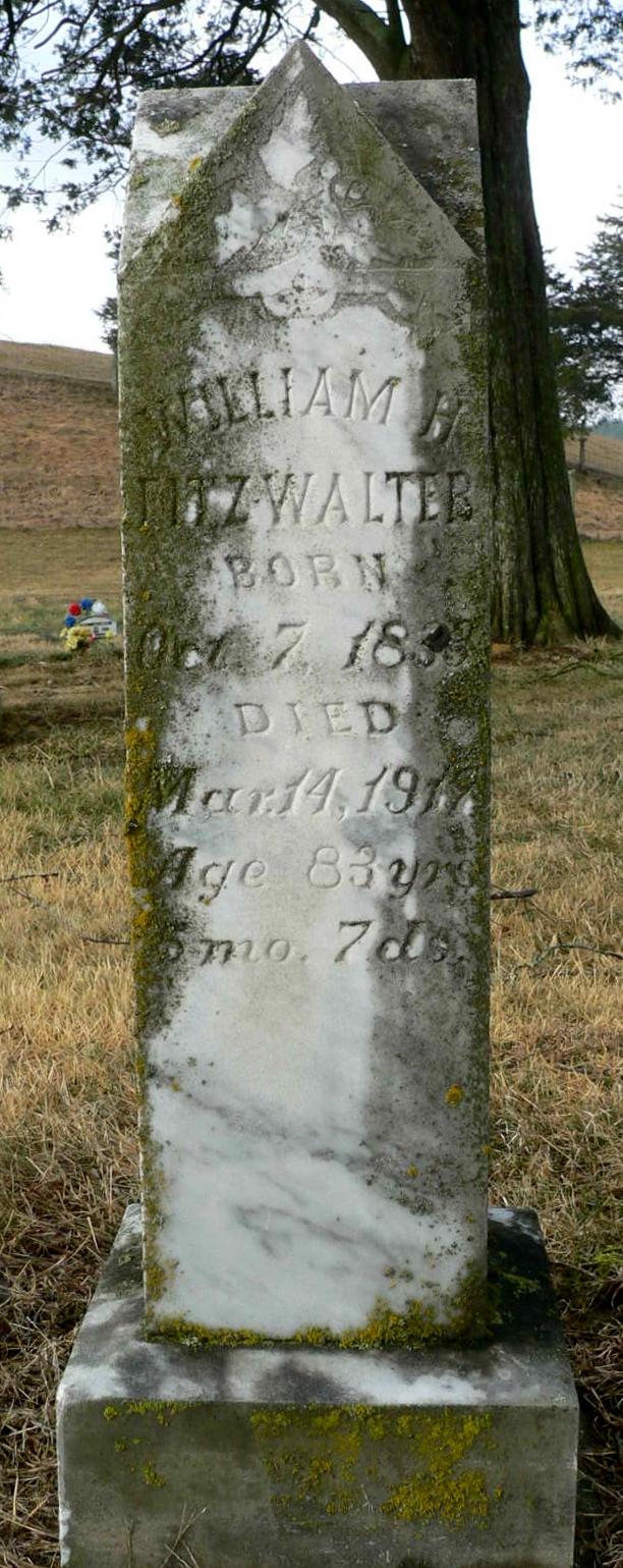 William H Fitzwalter