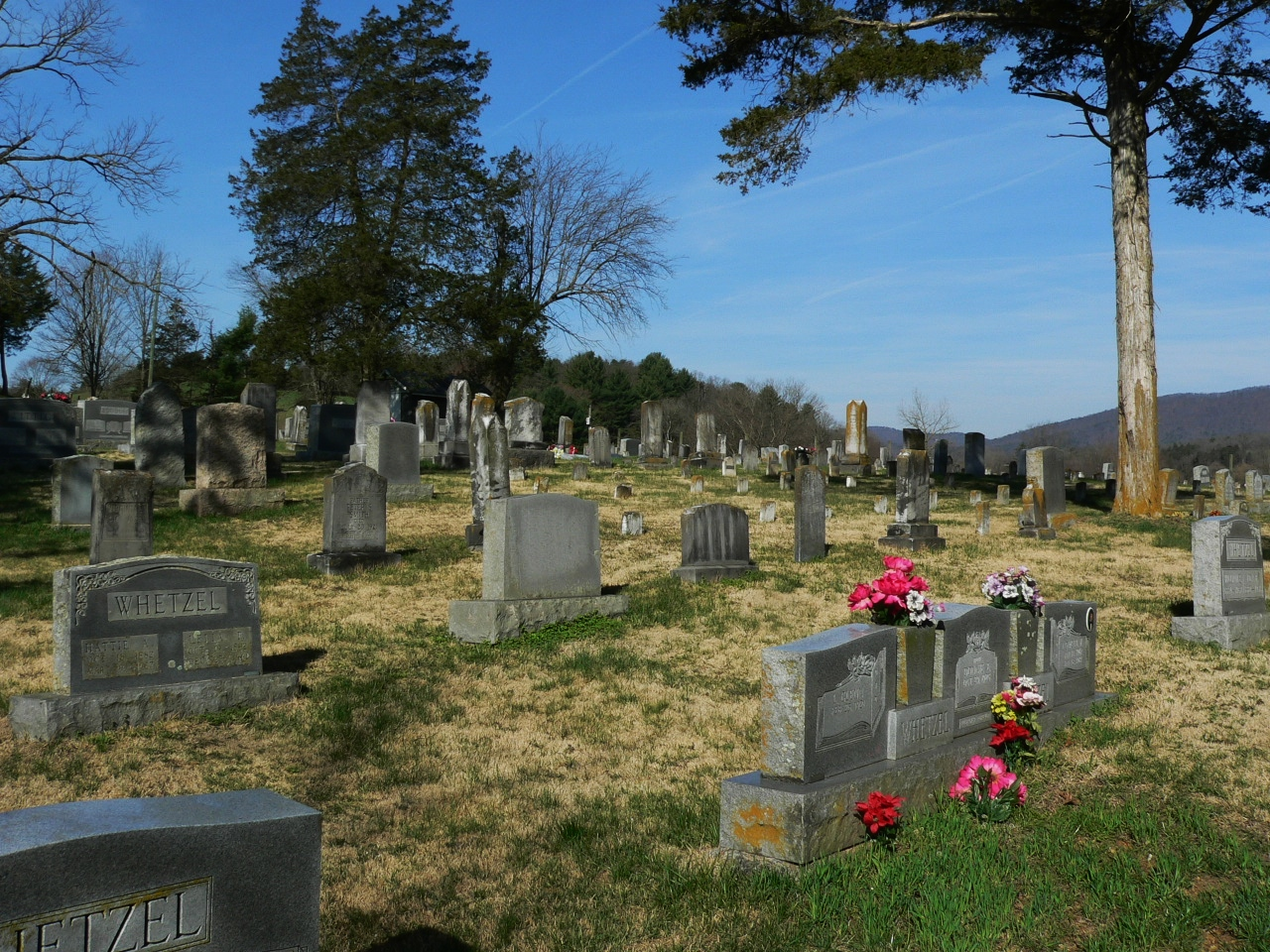 Martin Luther Lutheran Church Cemetery