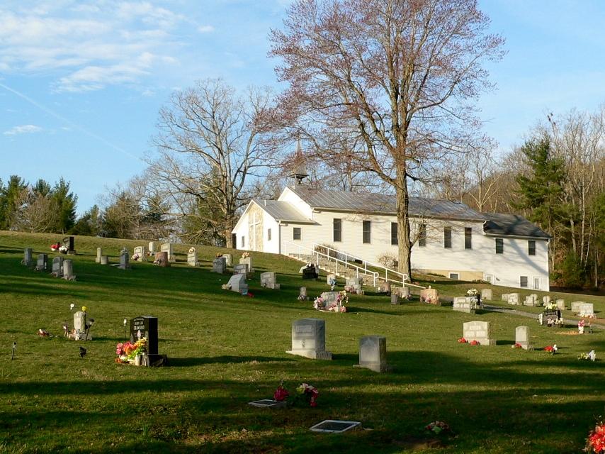 Gospel Hill Mennonite Church Cemetery
