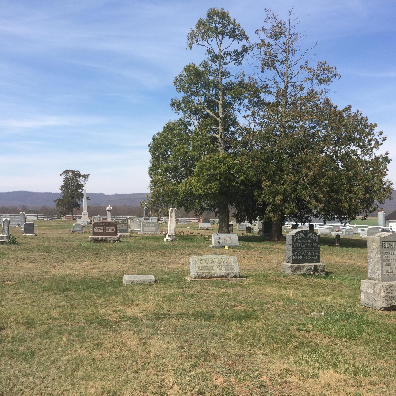 Buck Valley Methodist Church Cemetery