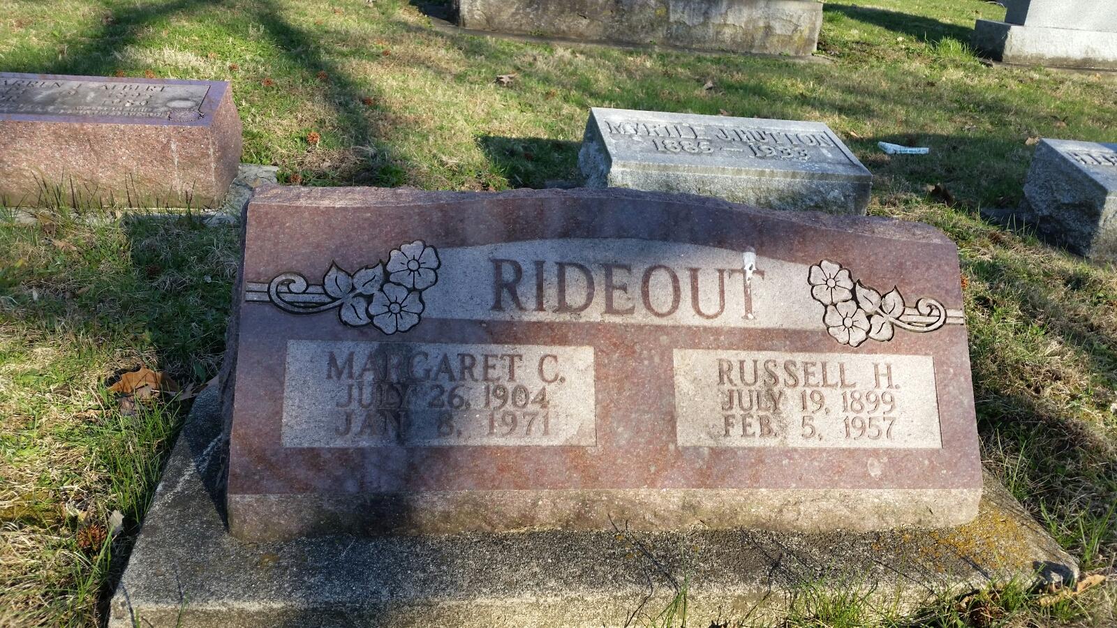 Margaret Rideout