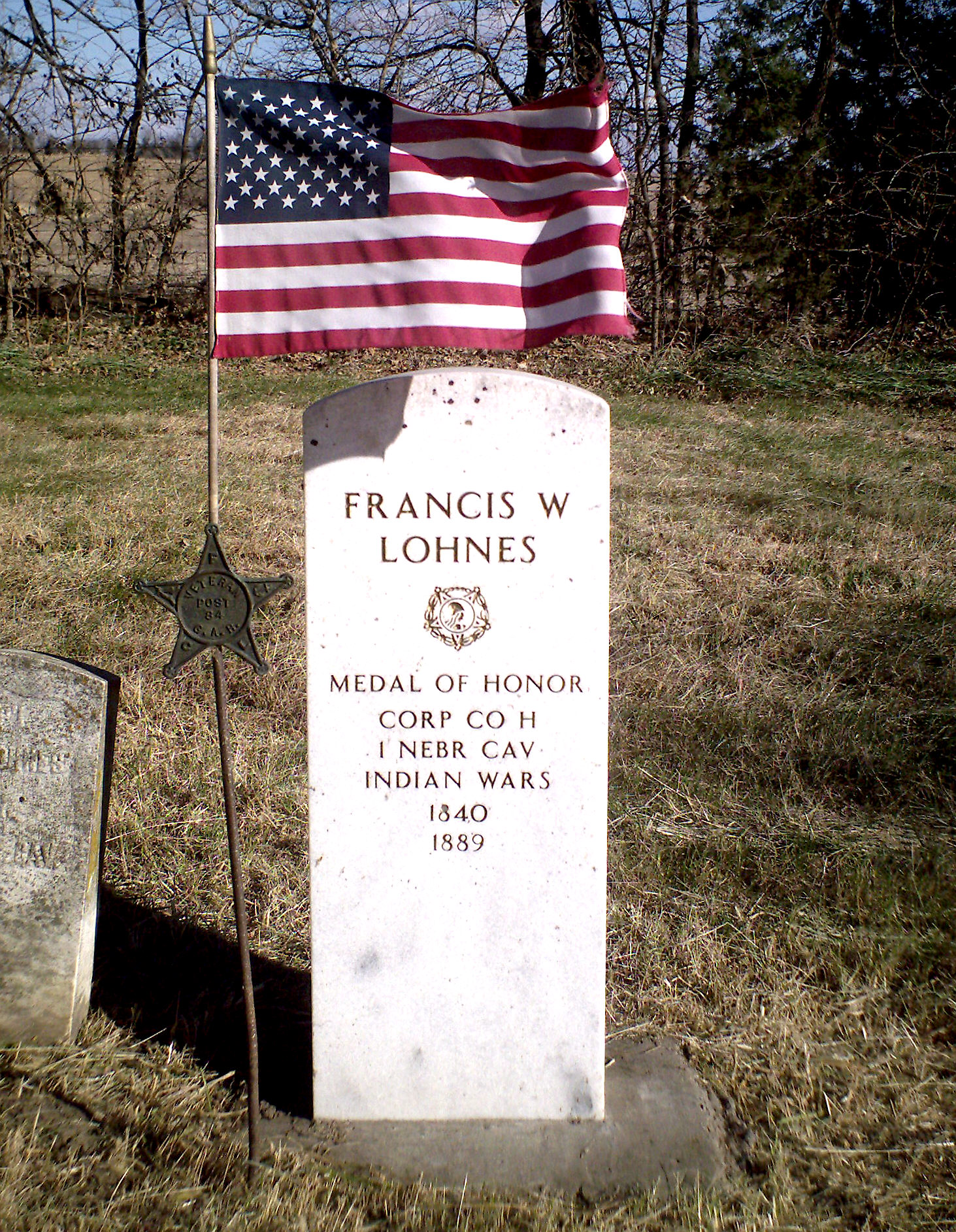 Francis W. Lohnes