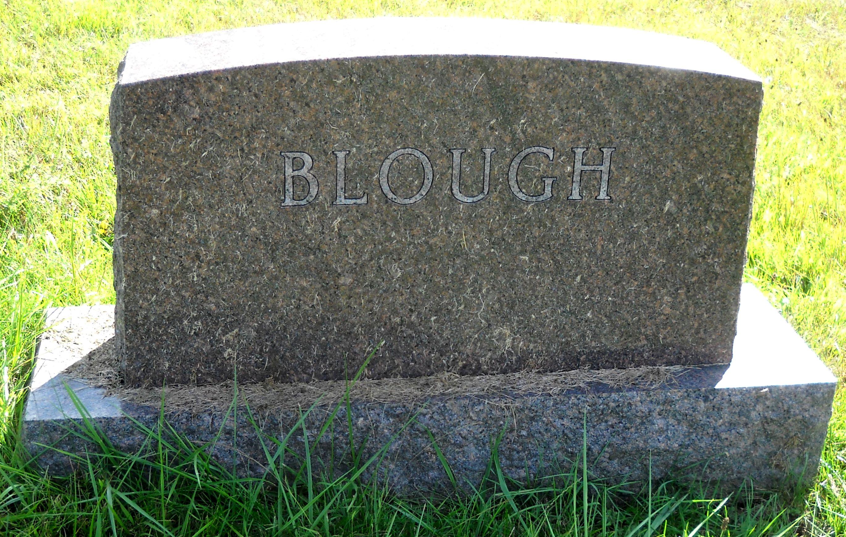 Charles Wilbur Blough