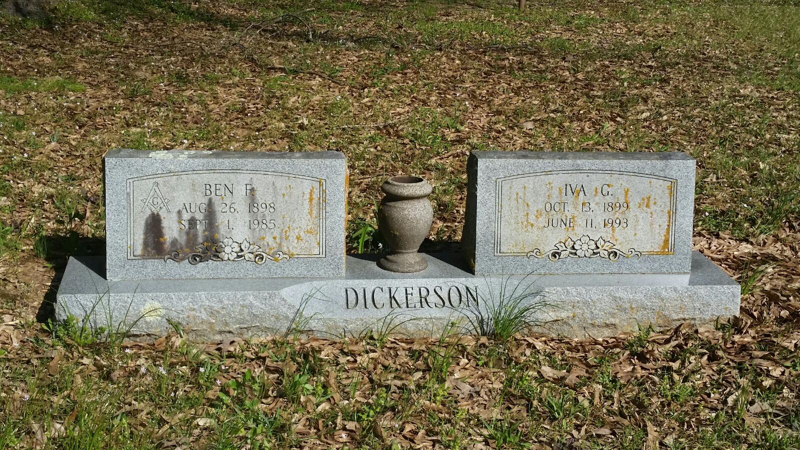 Ben Frank Dickerson