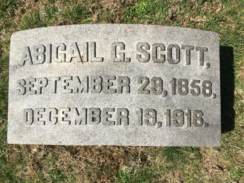 Abigail Goodell Scott