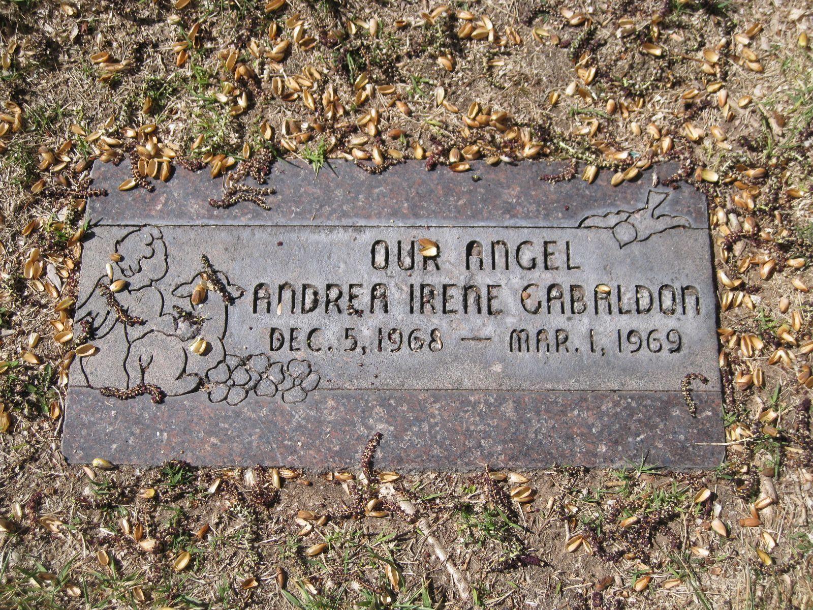 Andrea Irene Gabaldon