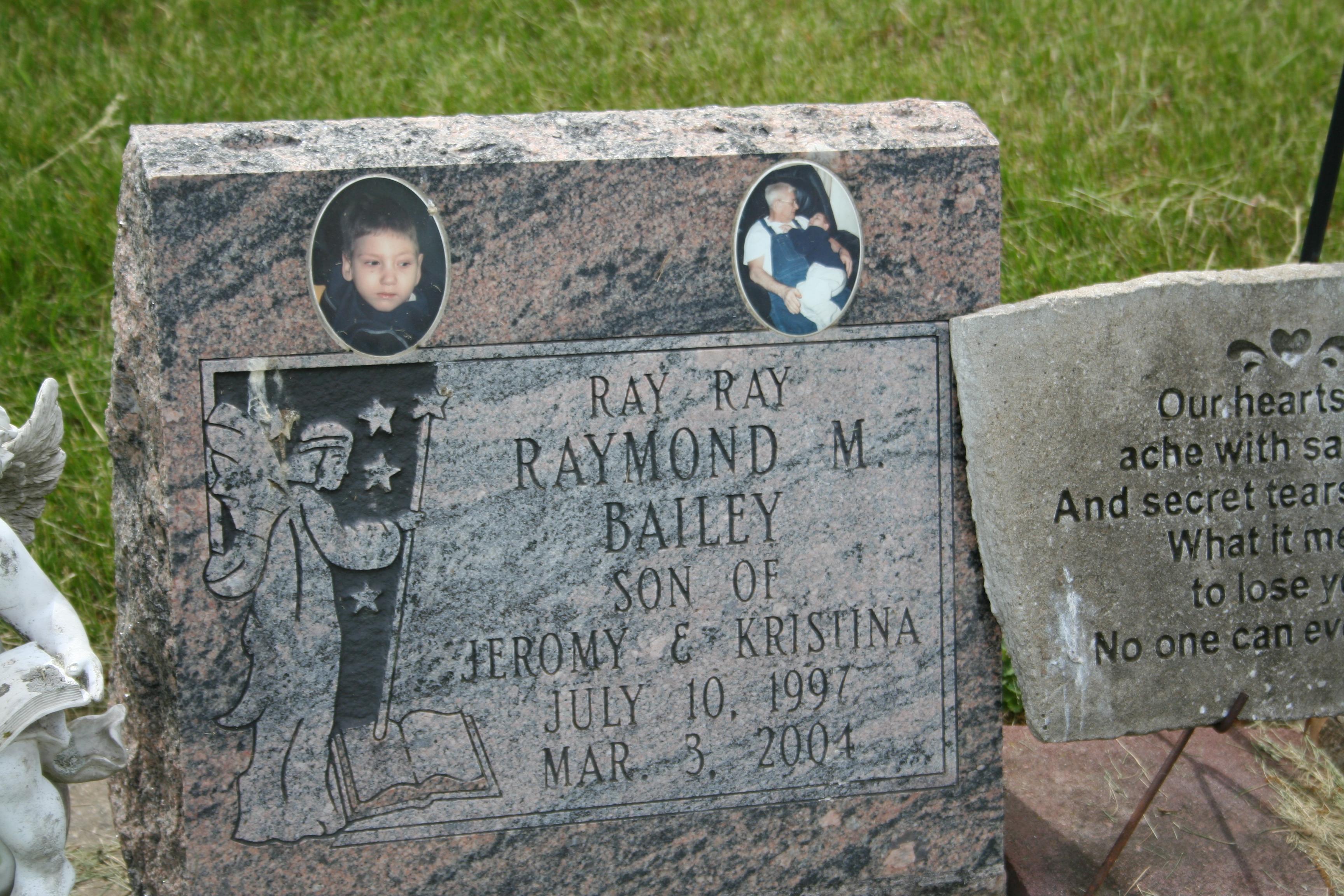 Raymond M Bailey