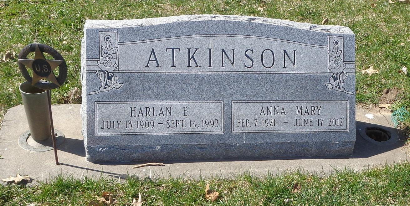 Anna Mary Atkinson