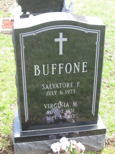 Virginia M. <i>Butler</i> Buffone