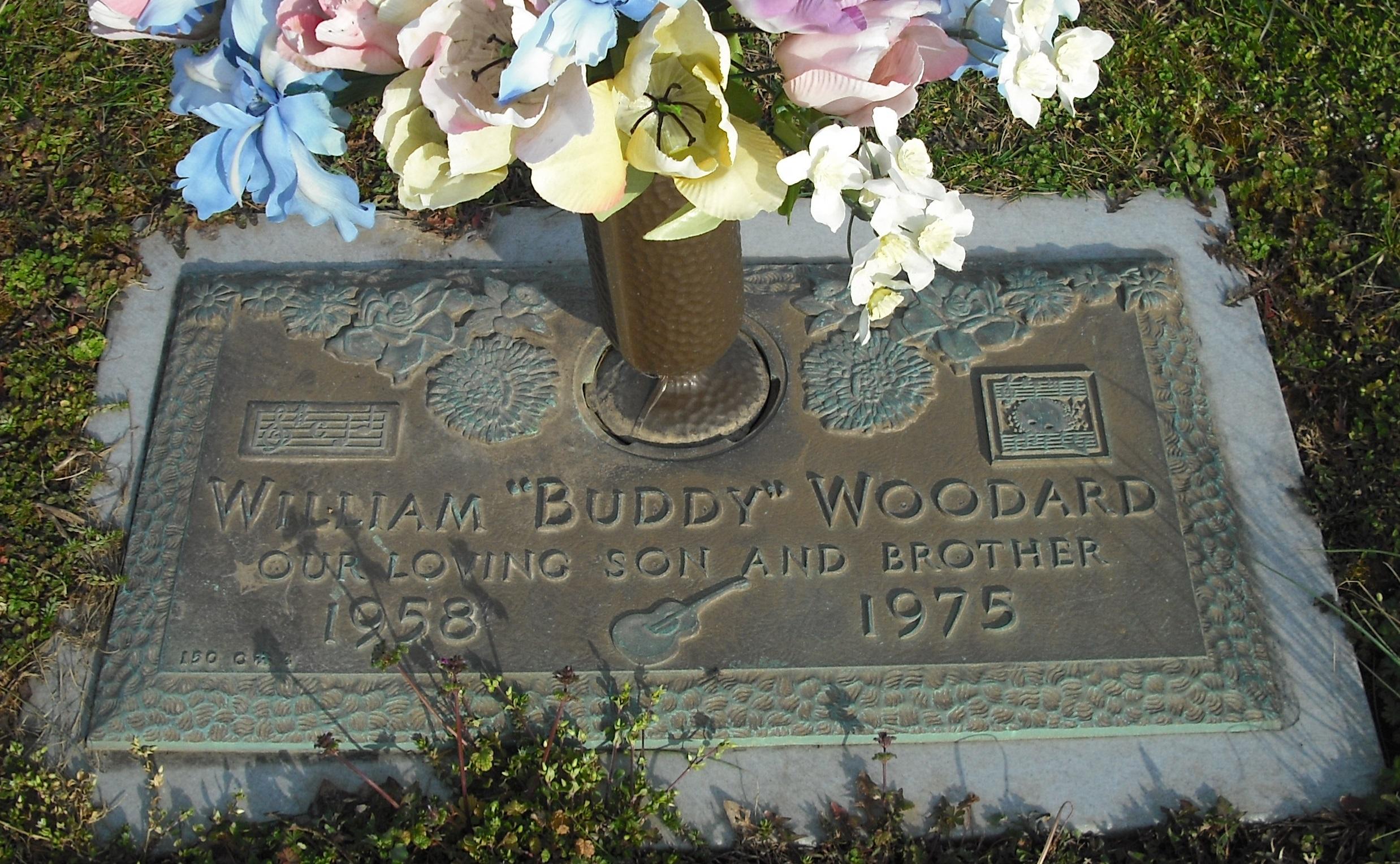 William Ernest Buddy Woodard
