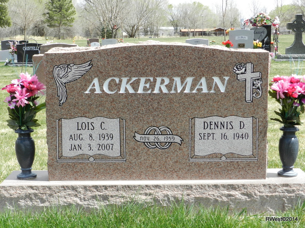 Lois C <i>Dorman</i> Ackerman