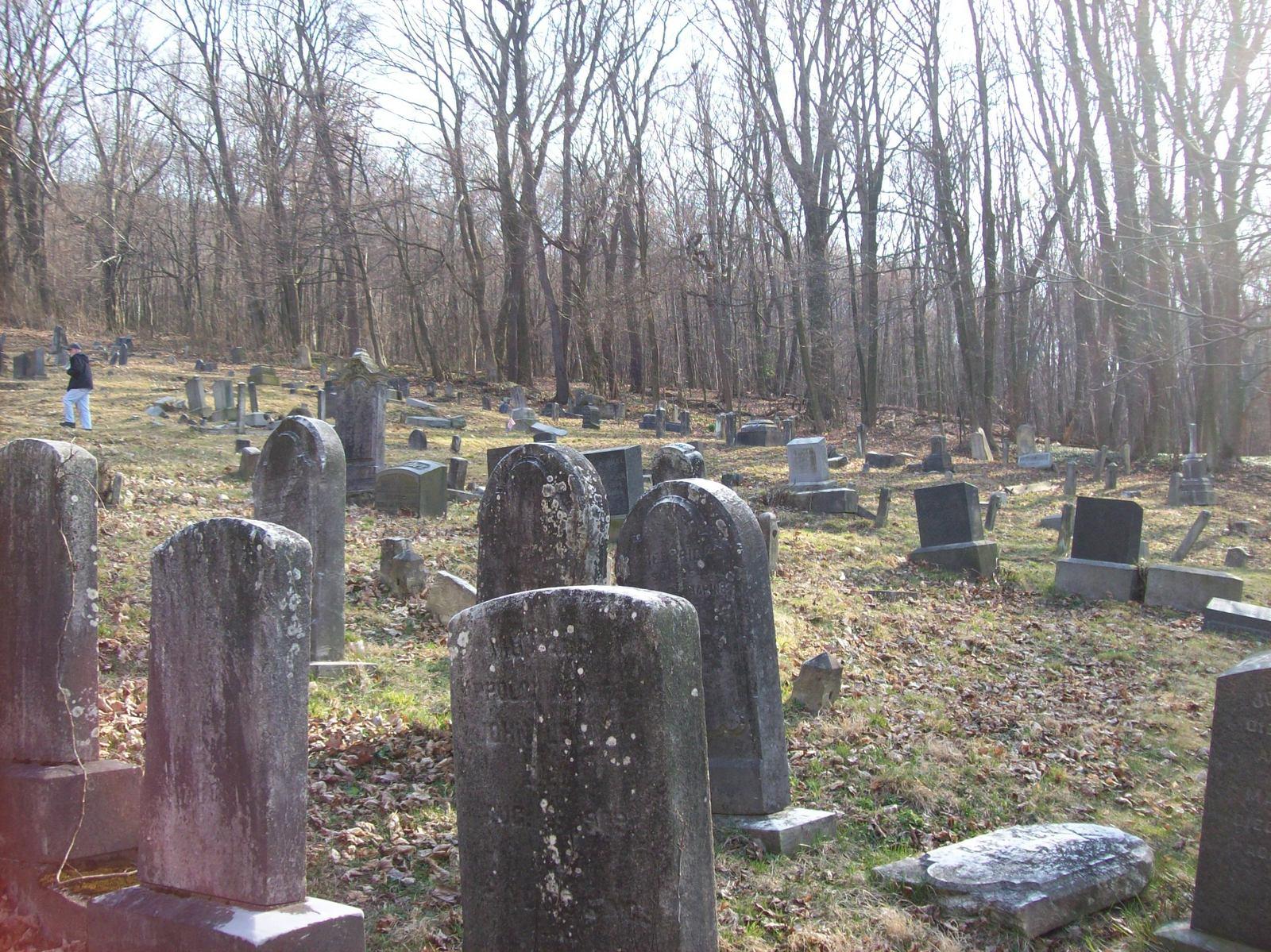 Saint John the Baptist Church Cemetery