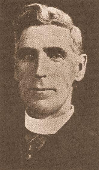 Fr Daniel Joseph Lavery