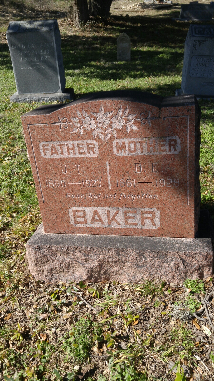 Dora Etta <i>Simpson</i> Baker