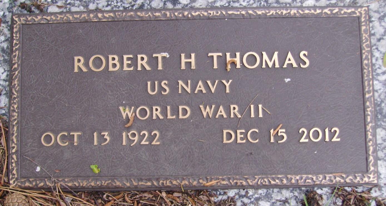 Robert H Thomas