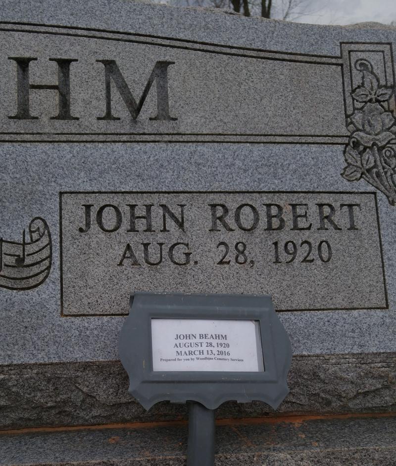 John Robert Beahm