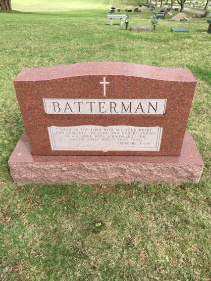 Eric D Batterman
