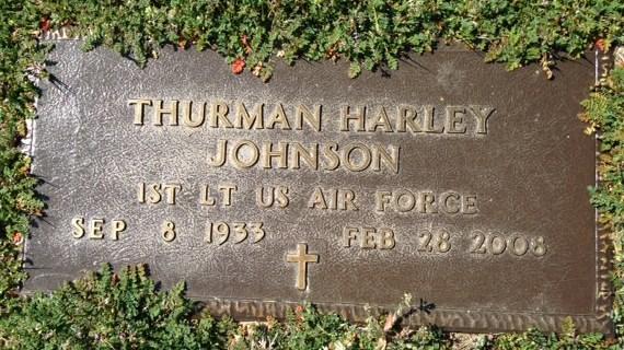 Thurman Harley Johnson