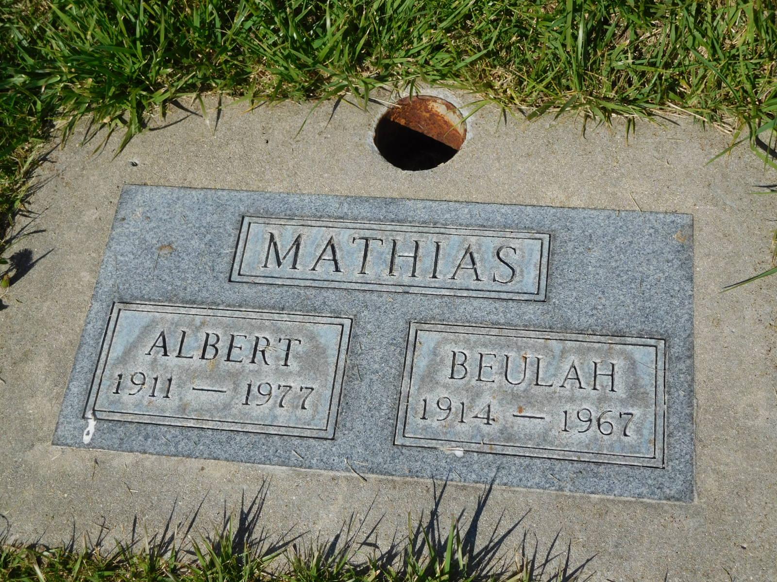Albert Ariel Mathias