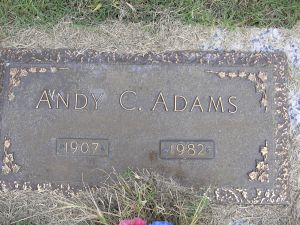 Andy C. Adams