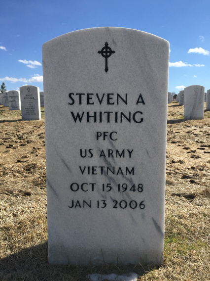 Steven A Whiting
