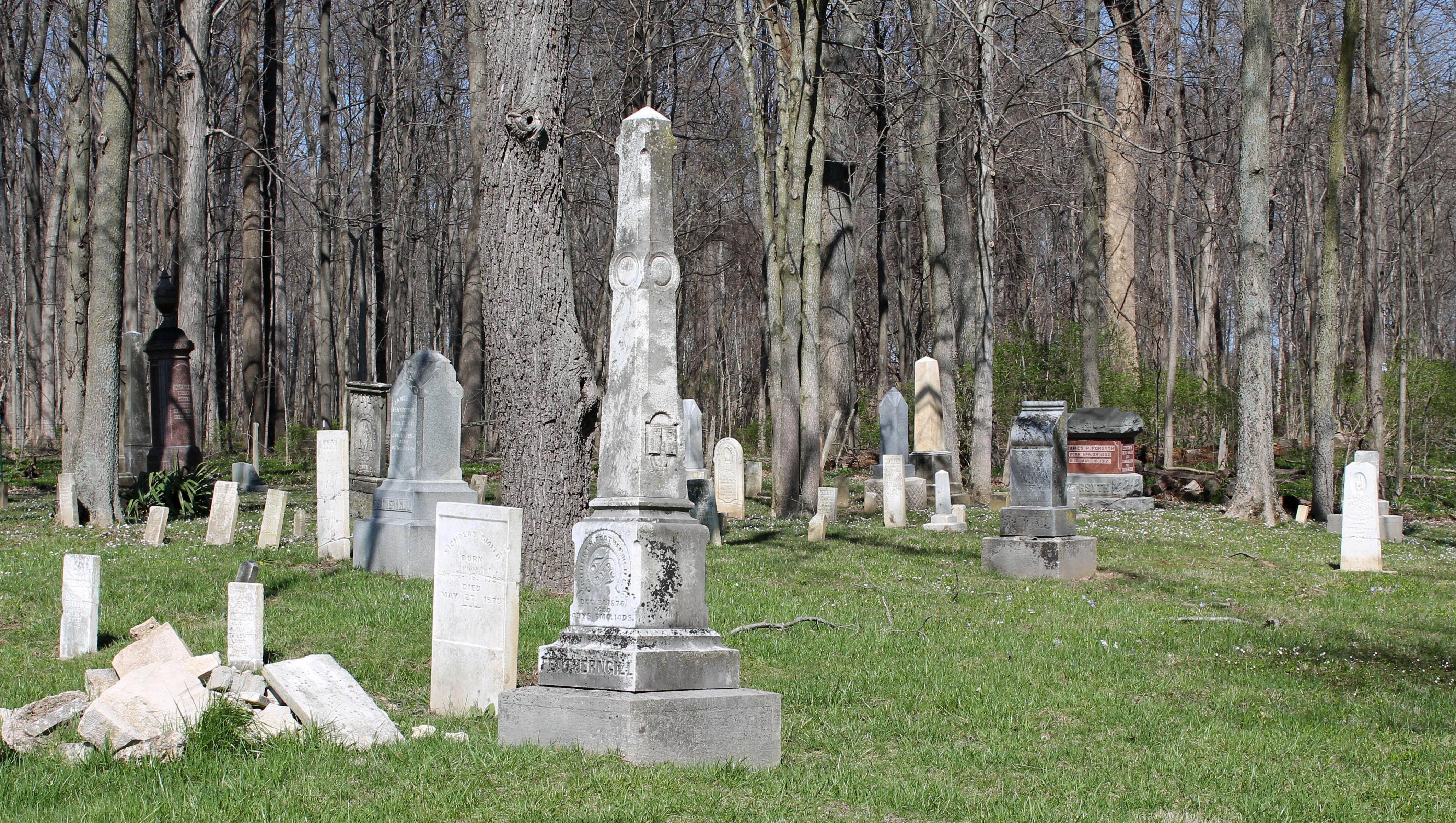 Forsythe-Featherngill Cemetery