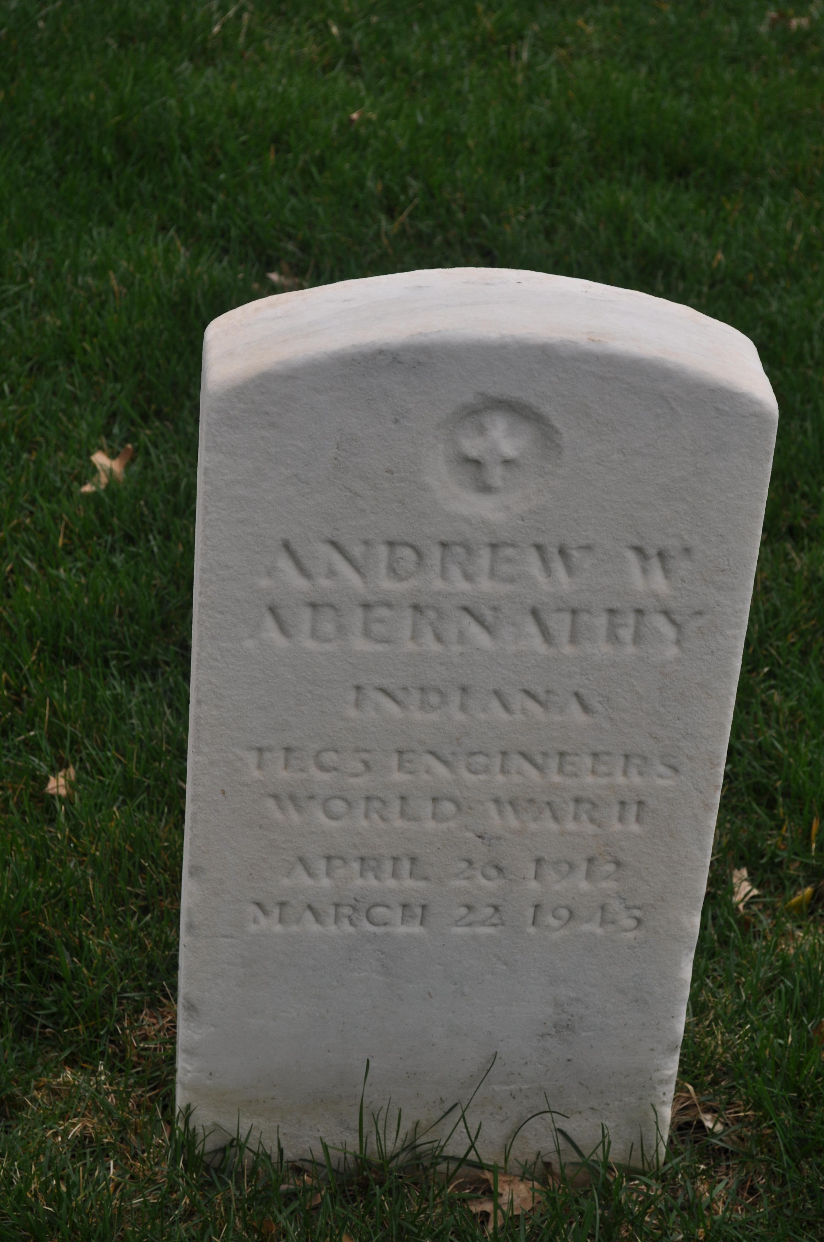 Andrew W Abernathy