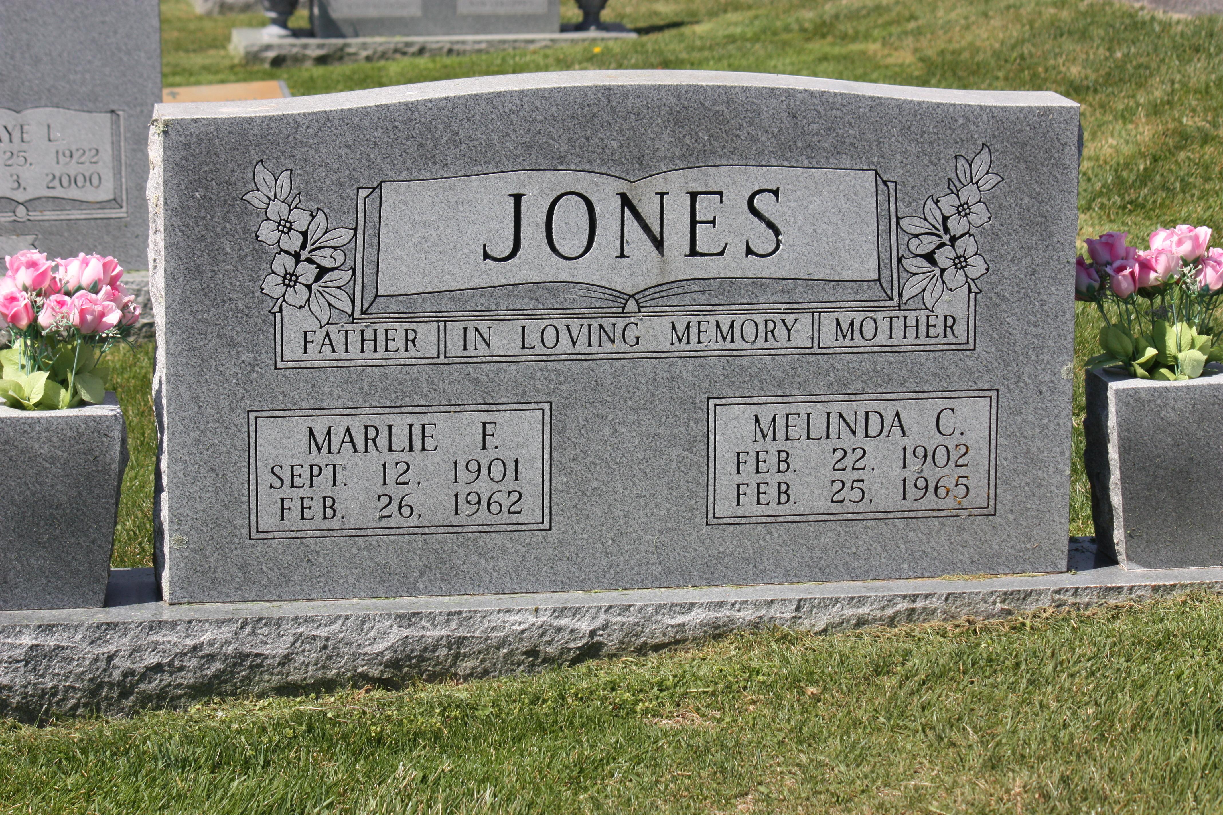 Melinda Catherine <i>Bowers</i> Jones