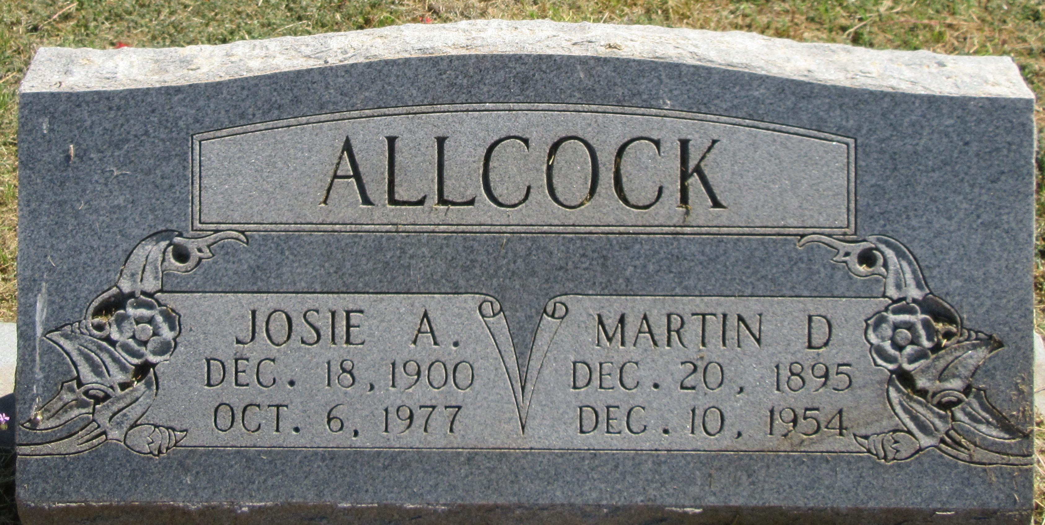 Martin Denver Allcock