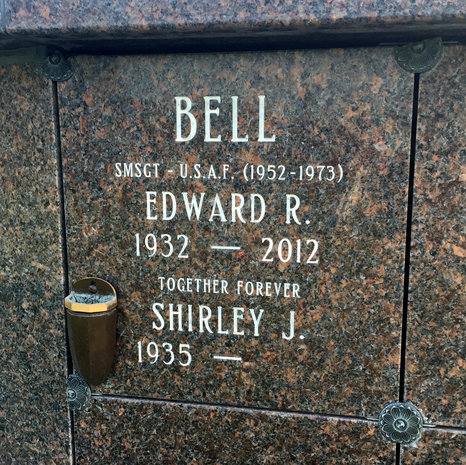 Edward R Bell