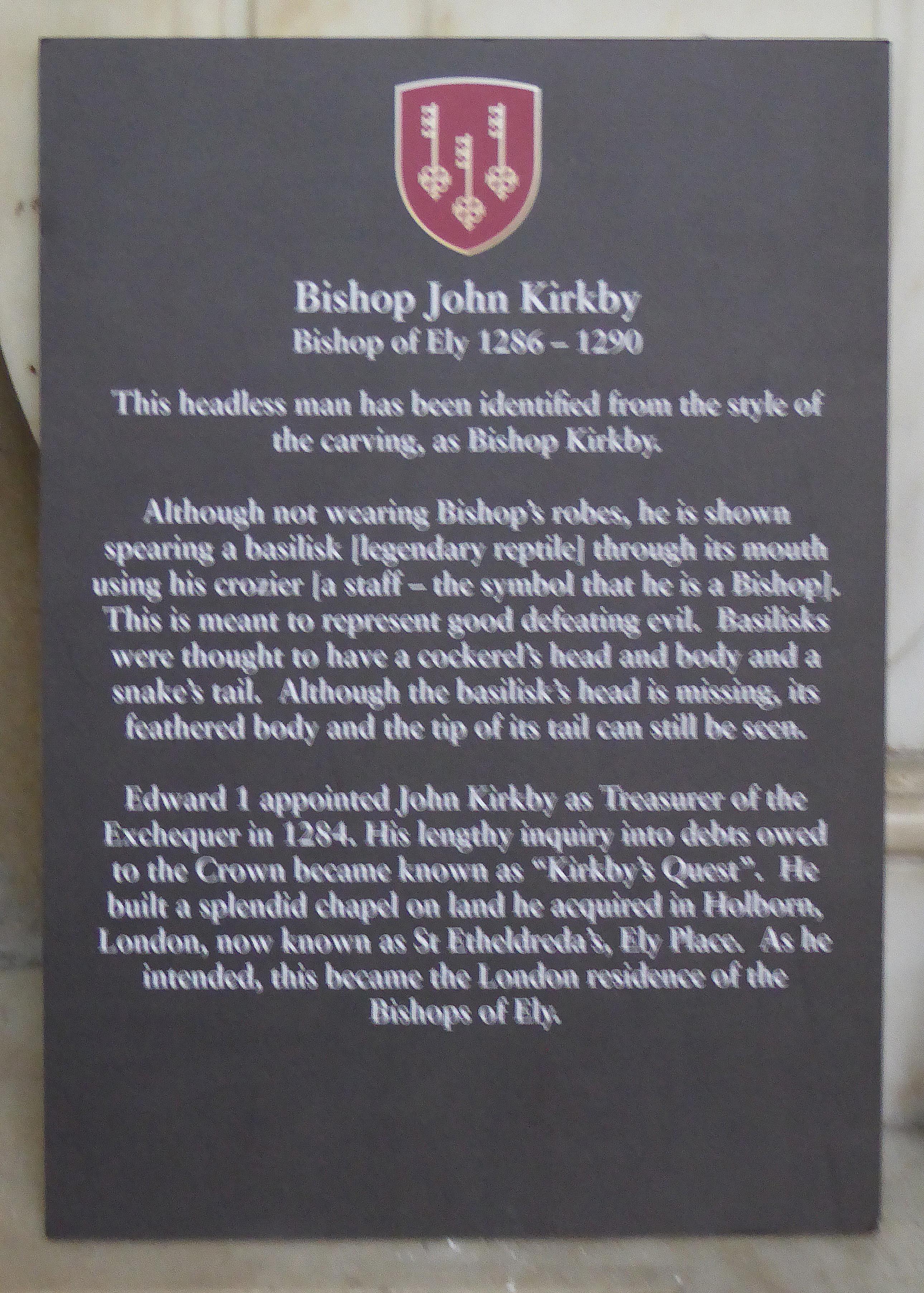 John Kirkby