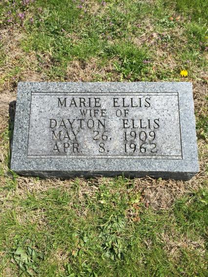 Anna Marie <i>Lynn</i> Ellis