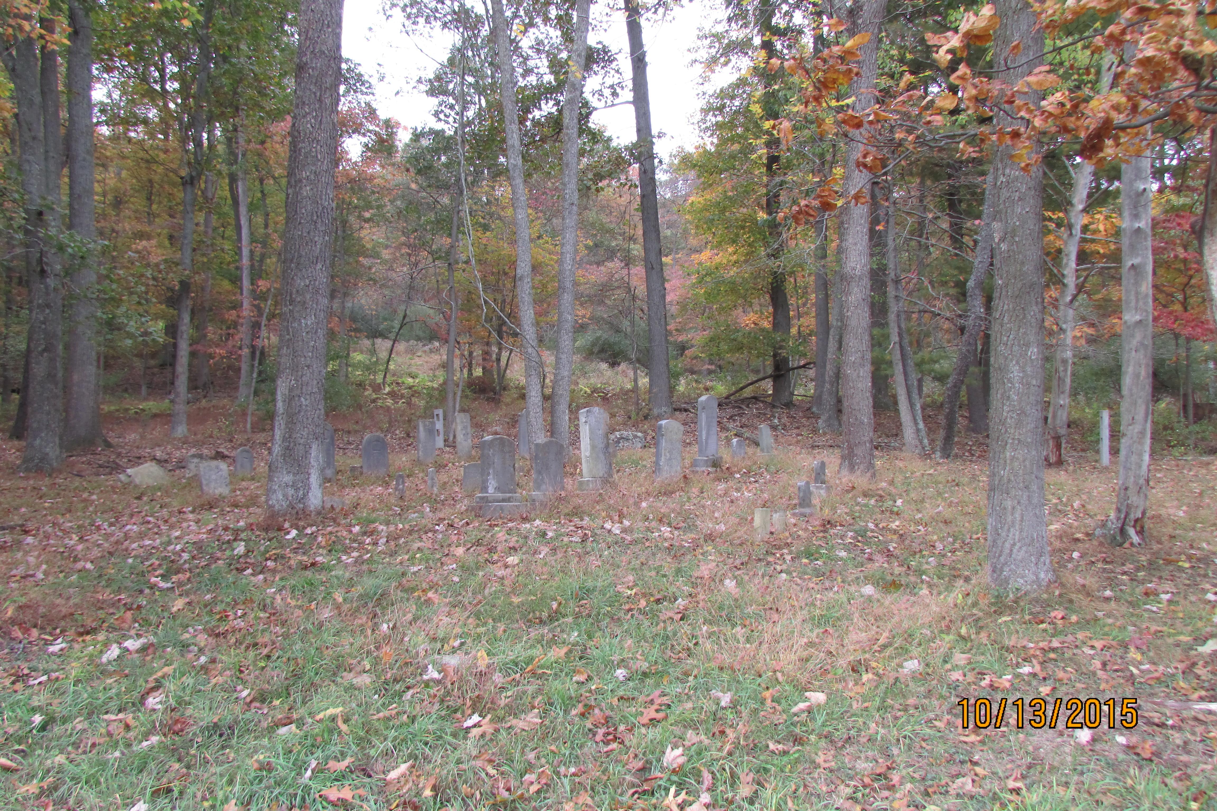 Woollet Cemetery