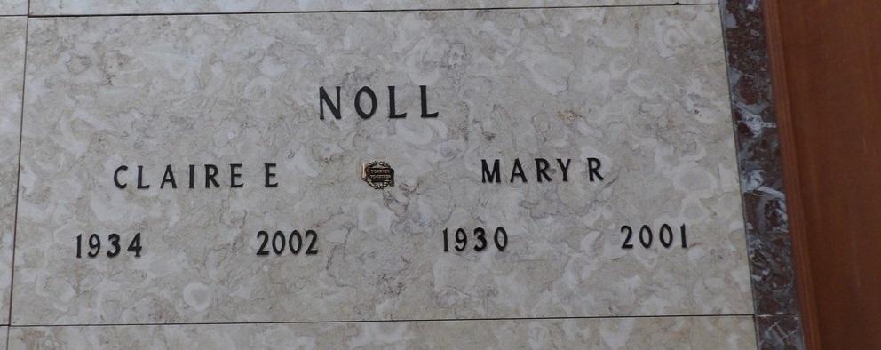 Claire E. Red Noll