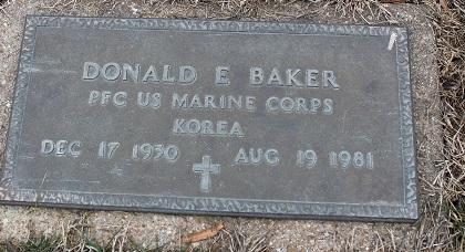 Donald Eugene Baker