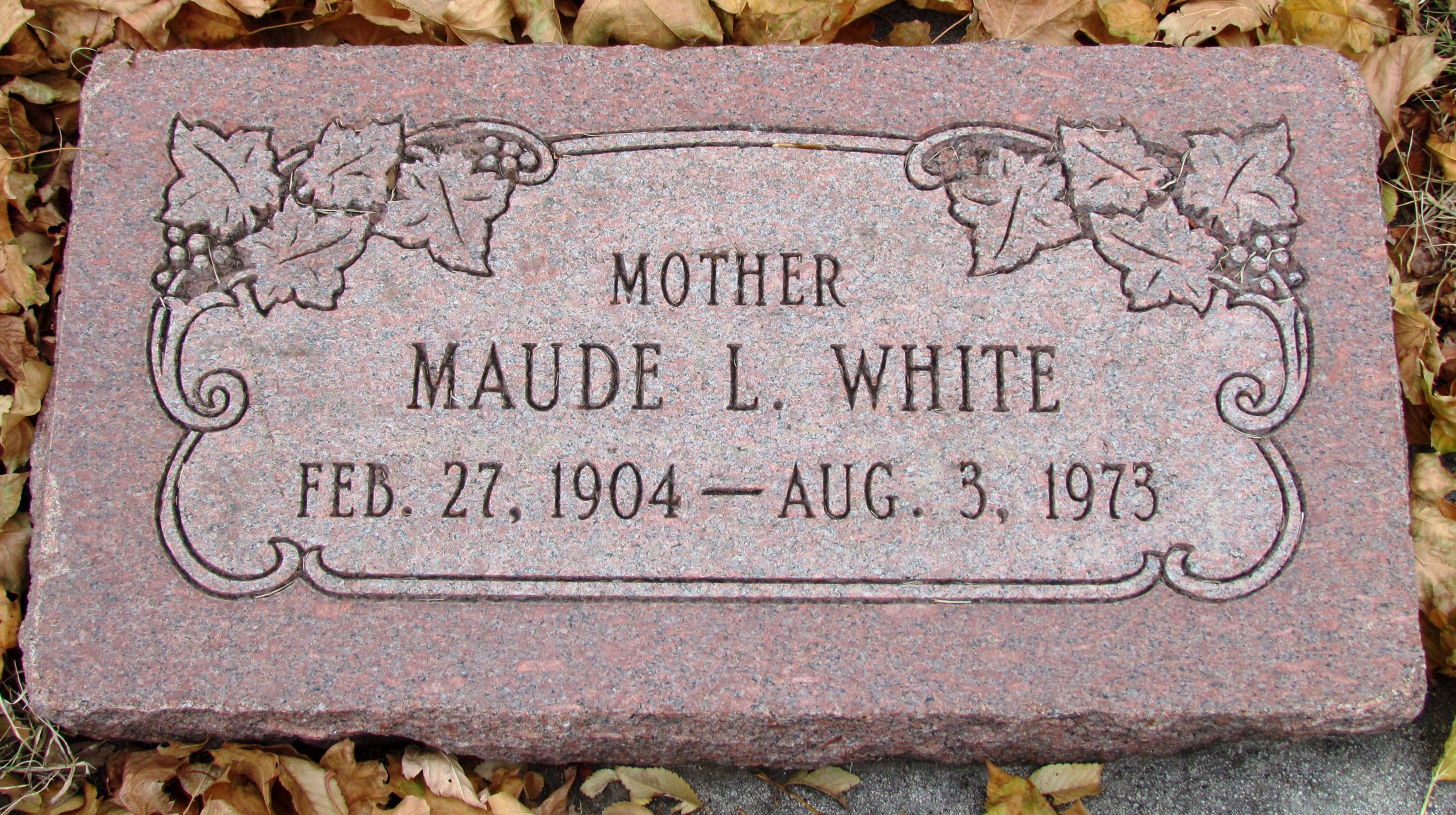 Maude Lucille <i>Long</i> White