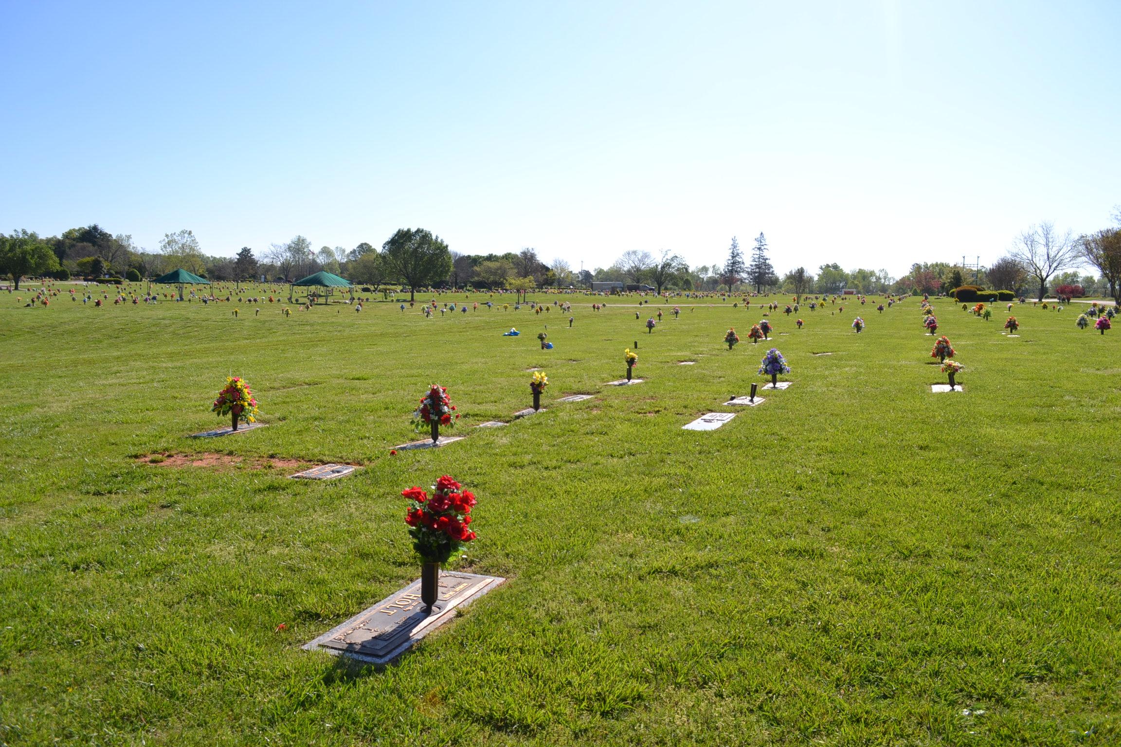 Greenville Memorial Gardens