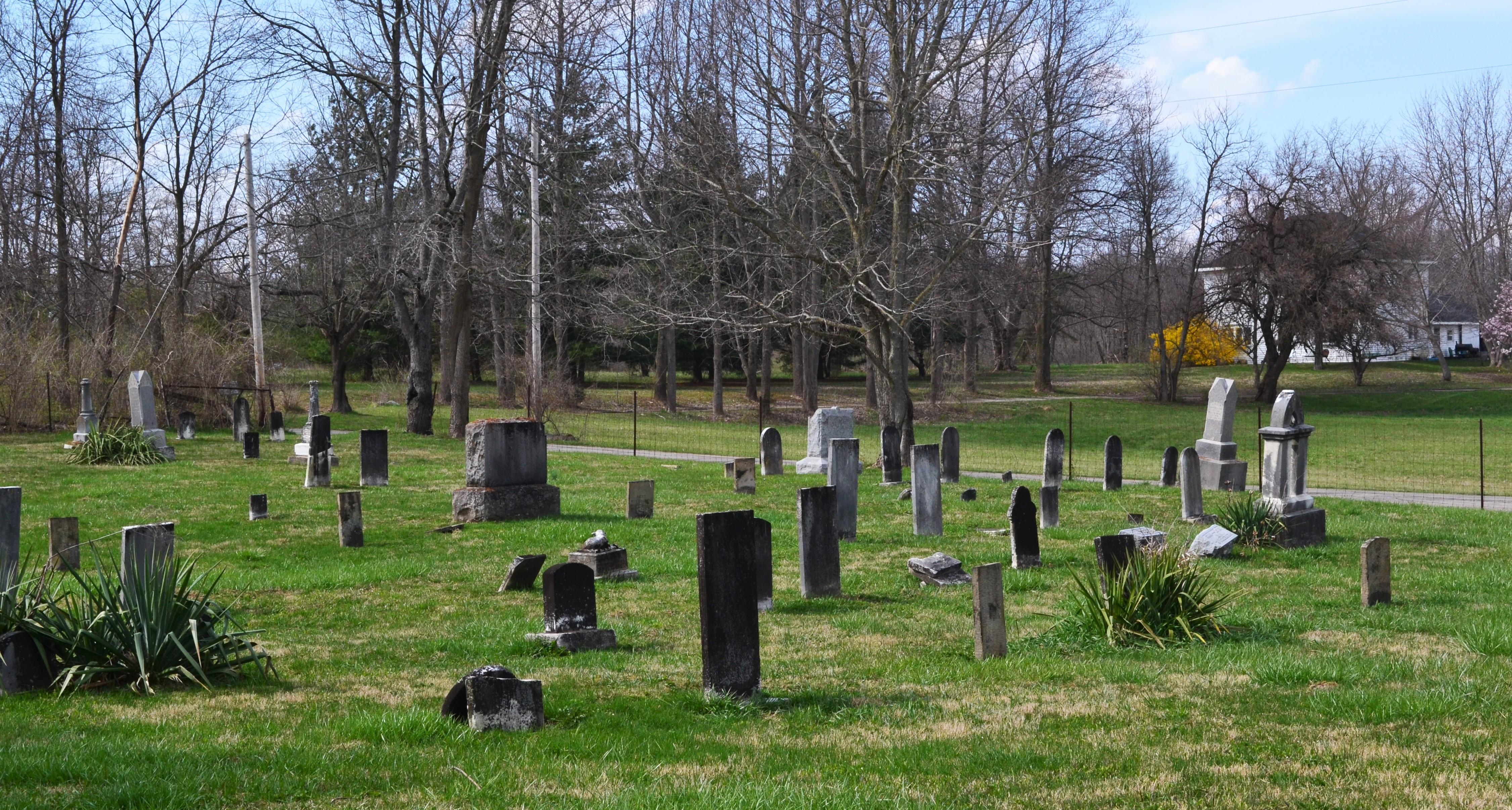 Lebanon Baptist Cemetery
