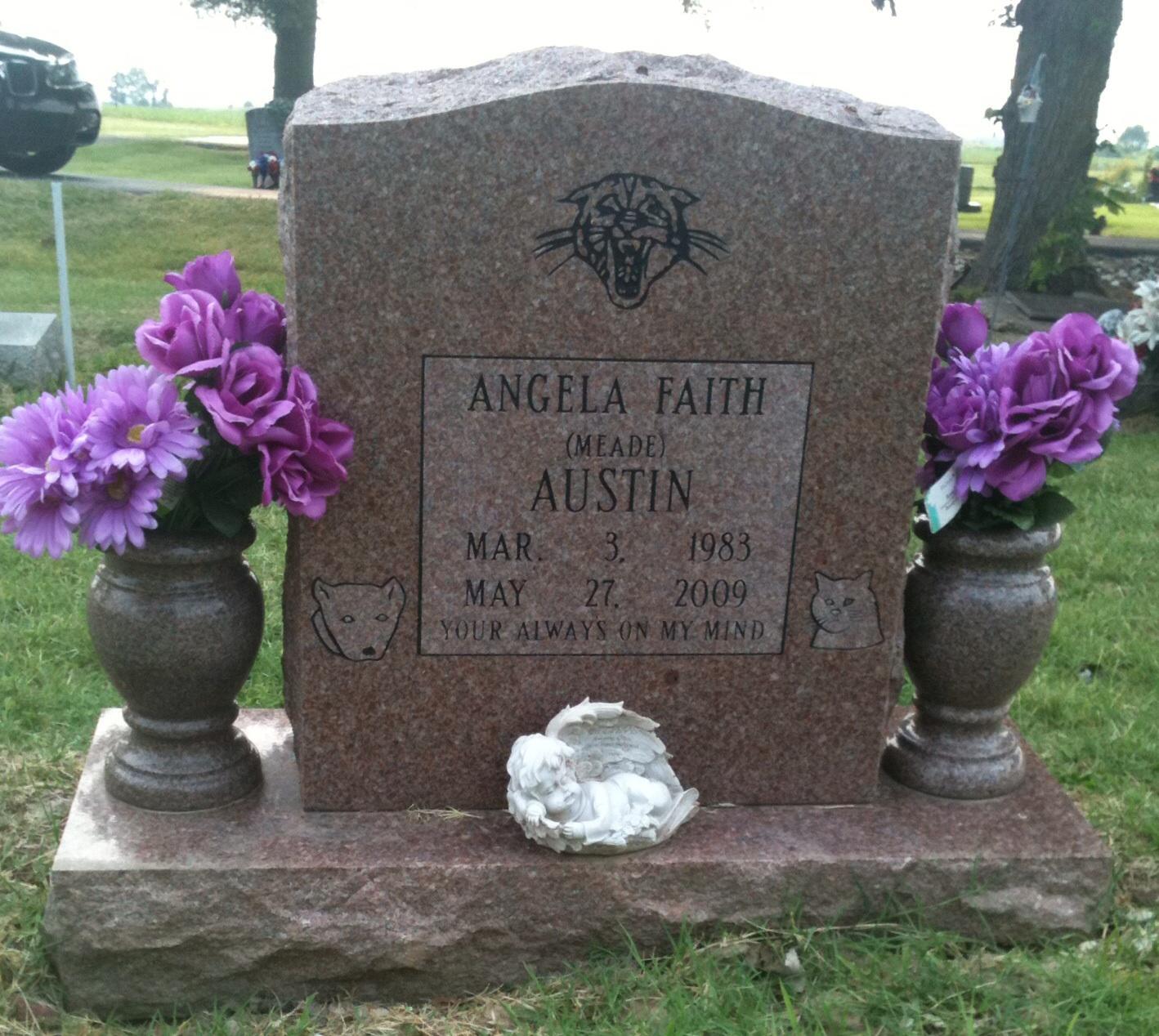Angela Faith <i>Meade</i> Austin