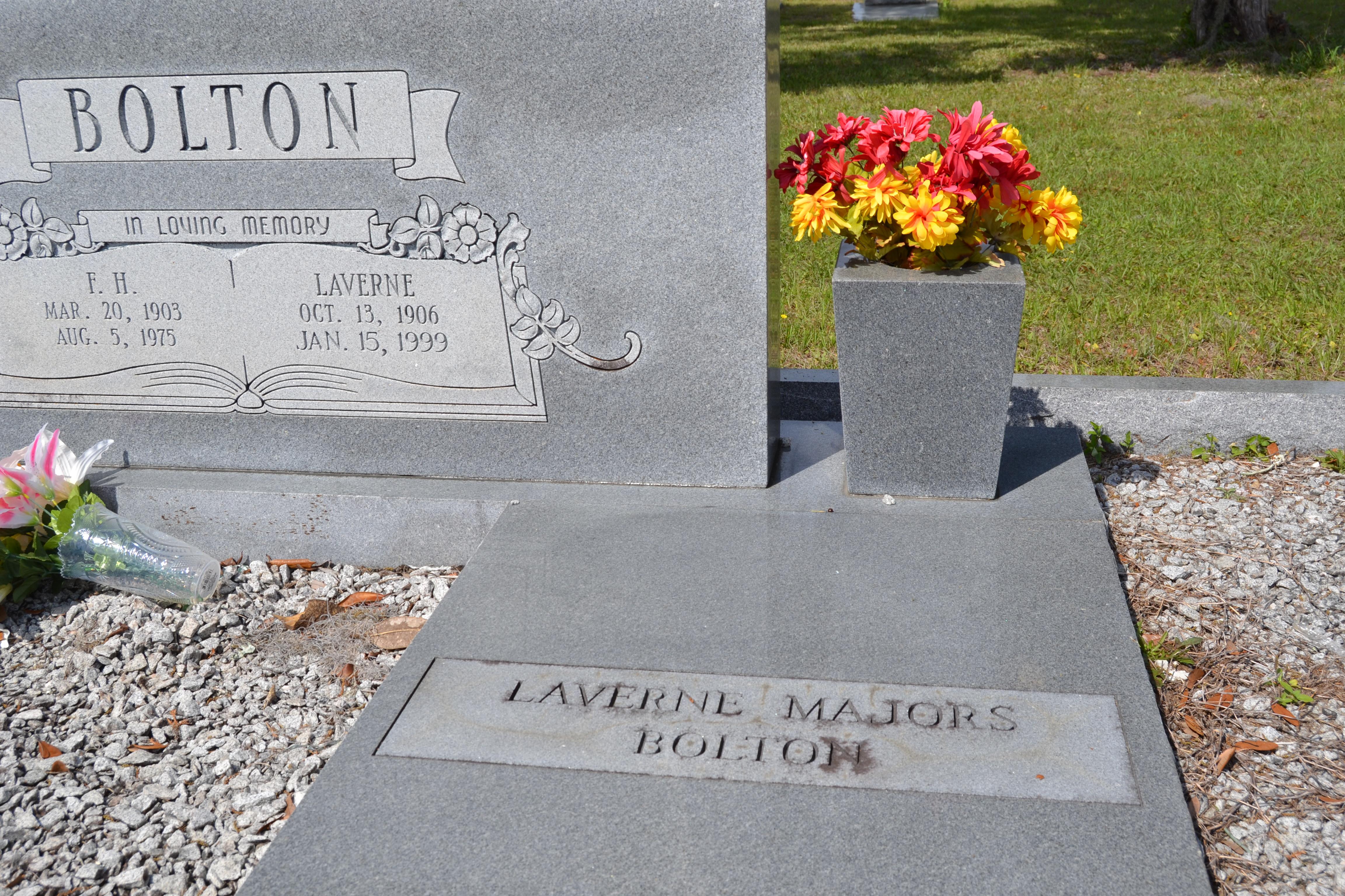 Laverne P. <i>Majors</i> Bolton