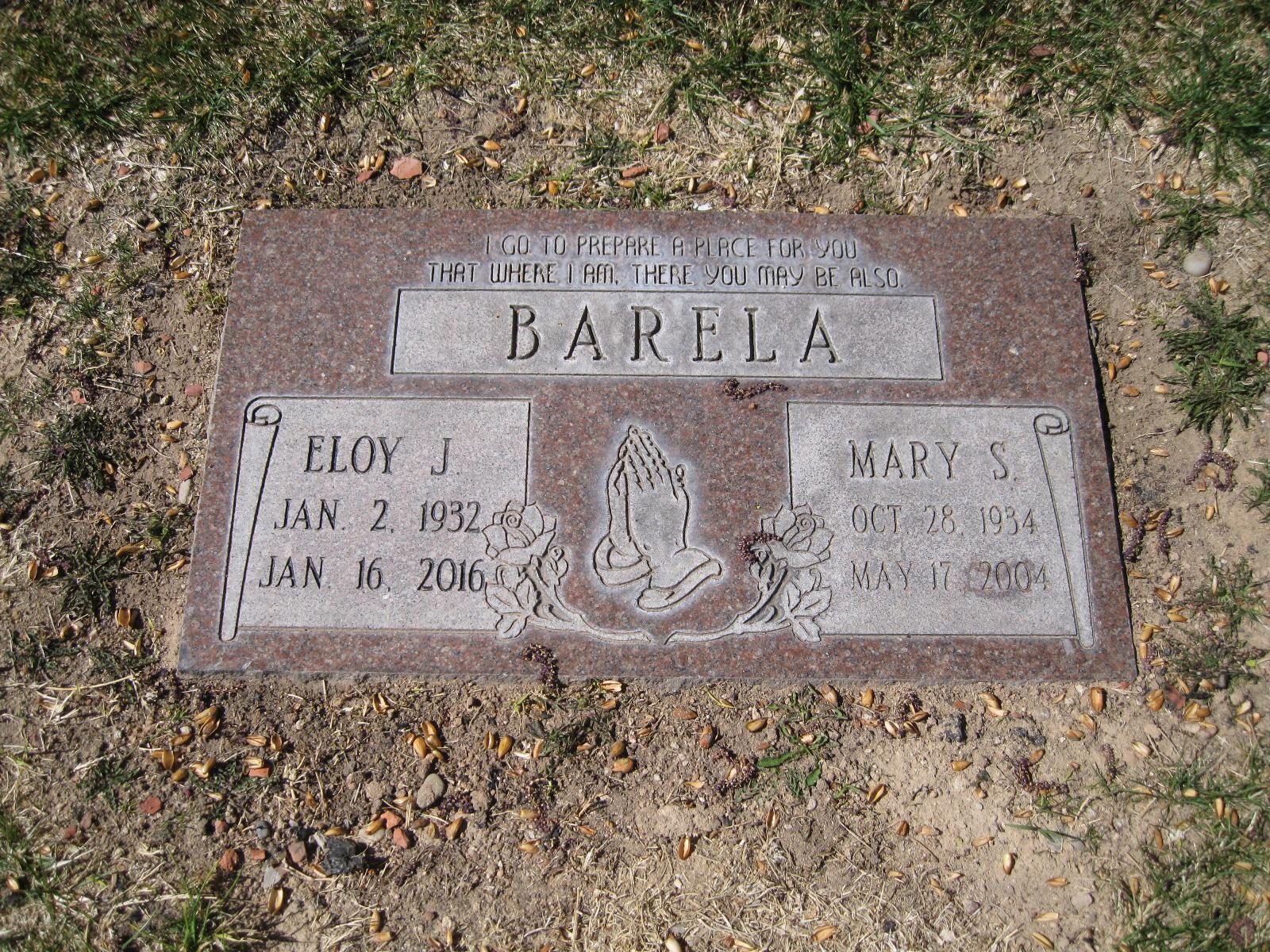 Mary Stella <i>Chavez</i> Barela